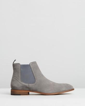 Double Oak Mills Gordon II Leather Gusset Boots