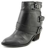 Jessica Simpson Teagan Round Toe Leather Ankle Boot.