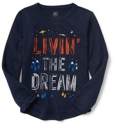 Gap Sleep graphic PJ tee