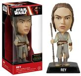 Star Wars The Force Awakens Rey Bobble Head
