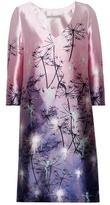 Mary Katrantzou Shea silk ombré dress