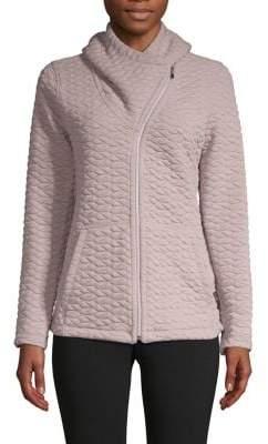Calvin Klein Asymmetric Full-Zip Jacket