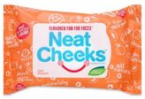 NeatCheeks 25-Count Baby Wipes in Peach