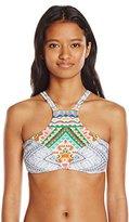 Rip Curl Women's Mayan Sun Printed Bikini Top