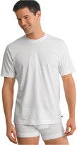 Jockey Men's Tagless Undershirt, Staycool Big Man Crew Neck T Shirt 2 Pack