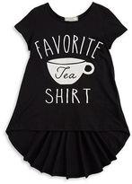 Soprano Girls 7-16 Favorite Tea Tee