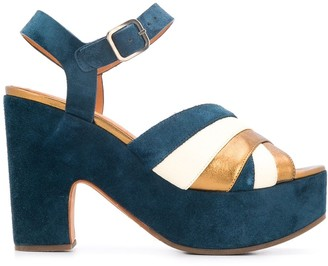 Chie Mihara Yisca platform sandals