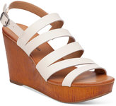 Lucky Brand Women's Marinaa Wedge Sandals Women's Shoes