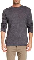 J Brand Conrad Crew Neck Wool Blend Sweater
