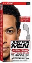 Just For Men AutoStop Men's Hair Color, Jet Black