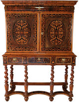 One Kings Lane Vintage 17th-C. Standing Cabinet