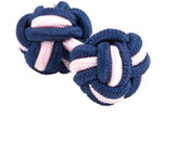 Thomas Pink Classic Two - Tone Cuff Knots