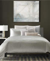 Hotel Collection Keystone King Duvet Cover, Created for Macy's Bedding