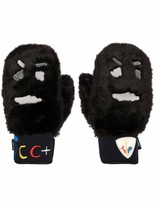 Rossignol Draki Insulated Faux Fur Mittens