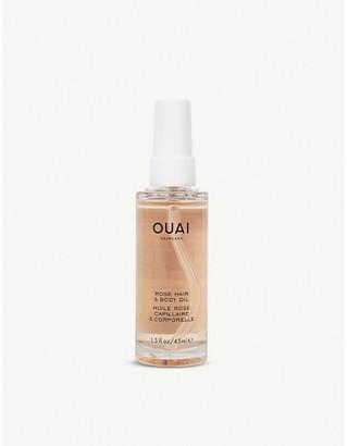 Ouai Rose Hair & Body travel oil 45ml