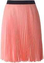 Neil Barrett pleated skirt