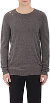 IRO Men's Petroi Distressed Wool-Blend Sweater