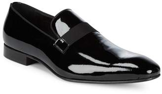 Saks Fifth Avenue Patent Leather Loafers