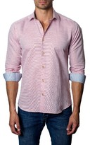 Jared Lang Men's Print Sport Shirt