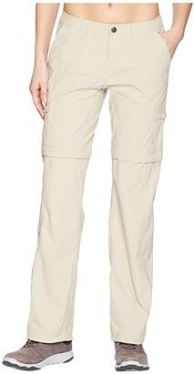 Royal Robbins Bug Barrier Discovery Zip N' Go Pants (Sandstone) Women's Casual Pants