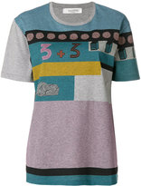 Valentino printed T-shirt - women - Cotton - XS