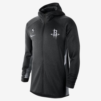 Nike Mens NBA Hoodie Houston Rockets Therma Flex Showtime