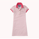 Tommy Hilfiger Ame Girls Stripe Polo Dress S/S