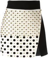 Fausto Puglisi studded skirt