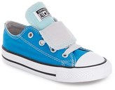 Converse Infant Girl's Chuck Taylor All Star Double Tongue Low Top Sneaker