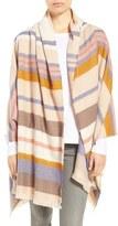 Hinge Women's Stripe Blanket Scarf