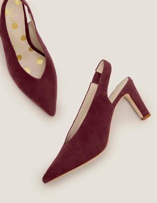 Lydia Slingback Heels