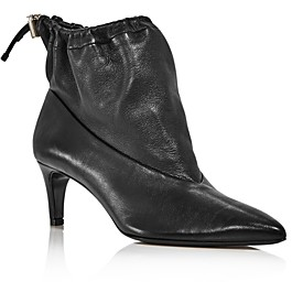 3.1 Phillip Lim Women's Esther 60 Leather Slouch Booties