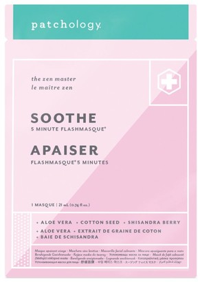 Patchology FlashMasque Soothe Five-Minute Sheet Masque