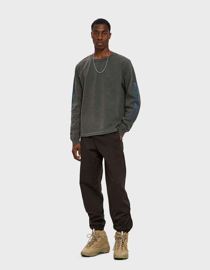 Yeezy Cotton Jogger in Umber