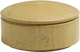 HAY - Lens Storage Box - Yellow - Small