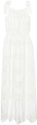Dolce & Gabbana Wide-leg lace jumpsuit