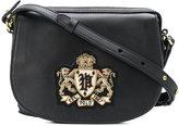 Polo Ralph Lauren appliqué detail crossbody bag