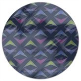 uneekee Levitating Round Tablecloth: Small Dining Room Kitchen Woven Polyester Custom Print