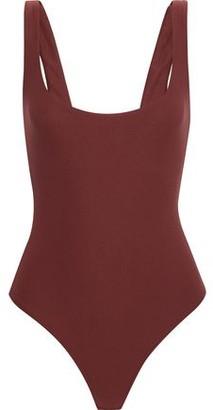 Alix Mott Stretch-jersey Bodysuit