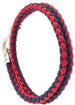 Tod's braided bracelet
