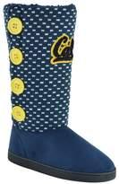 NCAA Women's Cal Golden Bears Button Boots