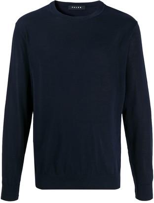 Falke Crew Neck Slim Fit Pullover