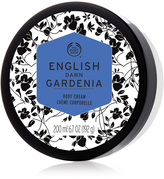 English Dawn Gardenia Body Cream