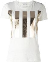 Jil Sander - t-shirt imprimé - women