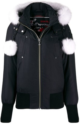 Moose Knuckles Debbie bomber jacket