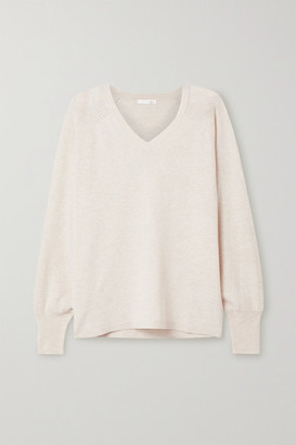 Skin Brie Knitted Top - Off-white