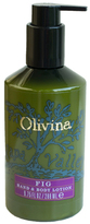 Olivina Fig Hand and Body Lotion