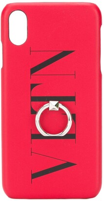 Valentino VLTN Rockstud iPhone X Max case