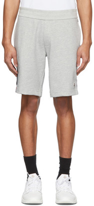 Moncler Grey Bermuda Shorts