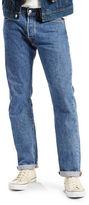 Levi's Big & Tall 501 Medium Stonewashed Jeans